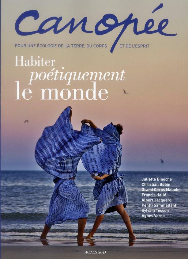 HABITER POETIQUEMENT LE MONDE - CANOPEE N 10