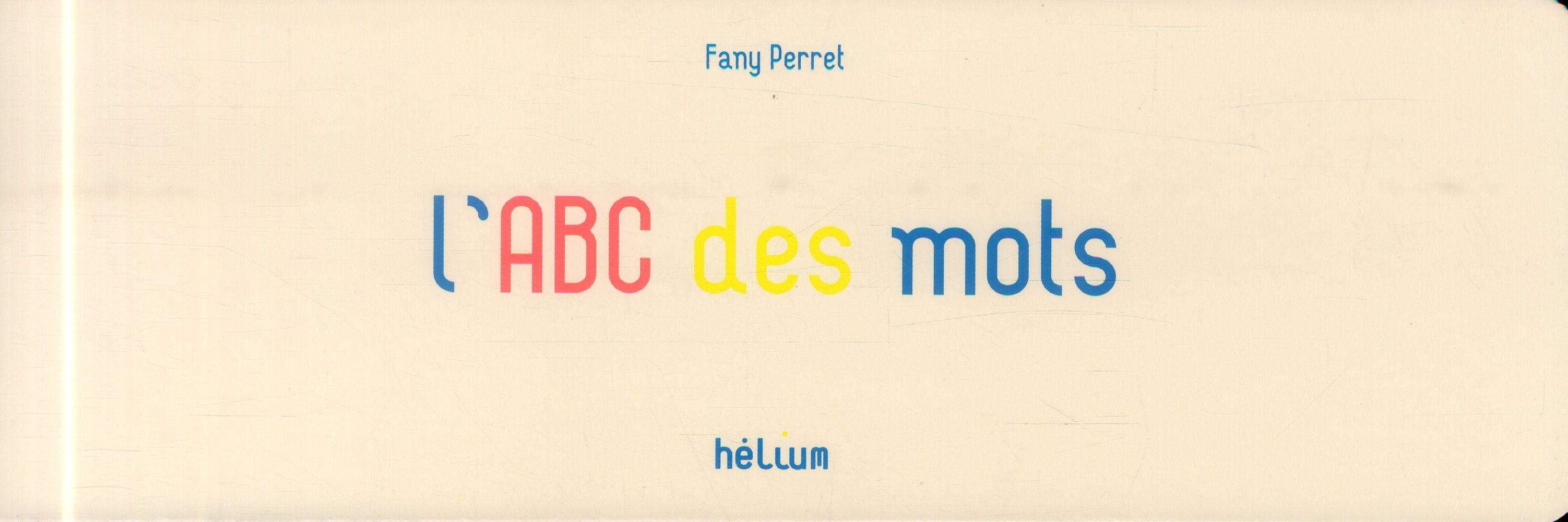 ABC DES MOTS