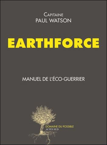 EARTHFORCE - MANUEL DE L'ECO-GUERRIER