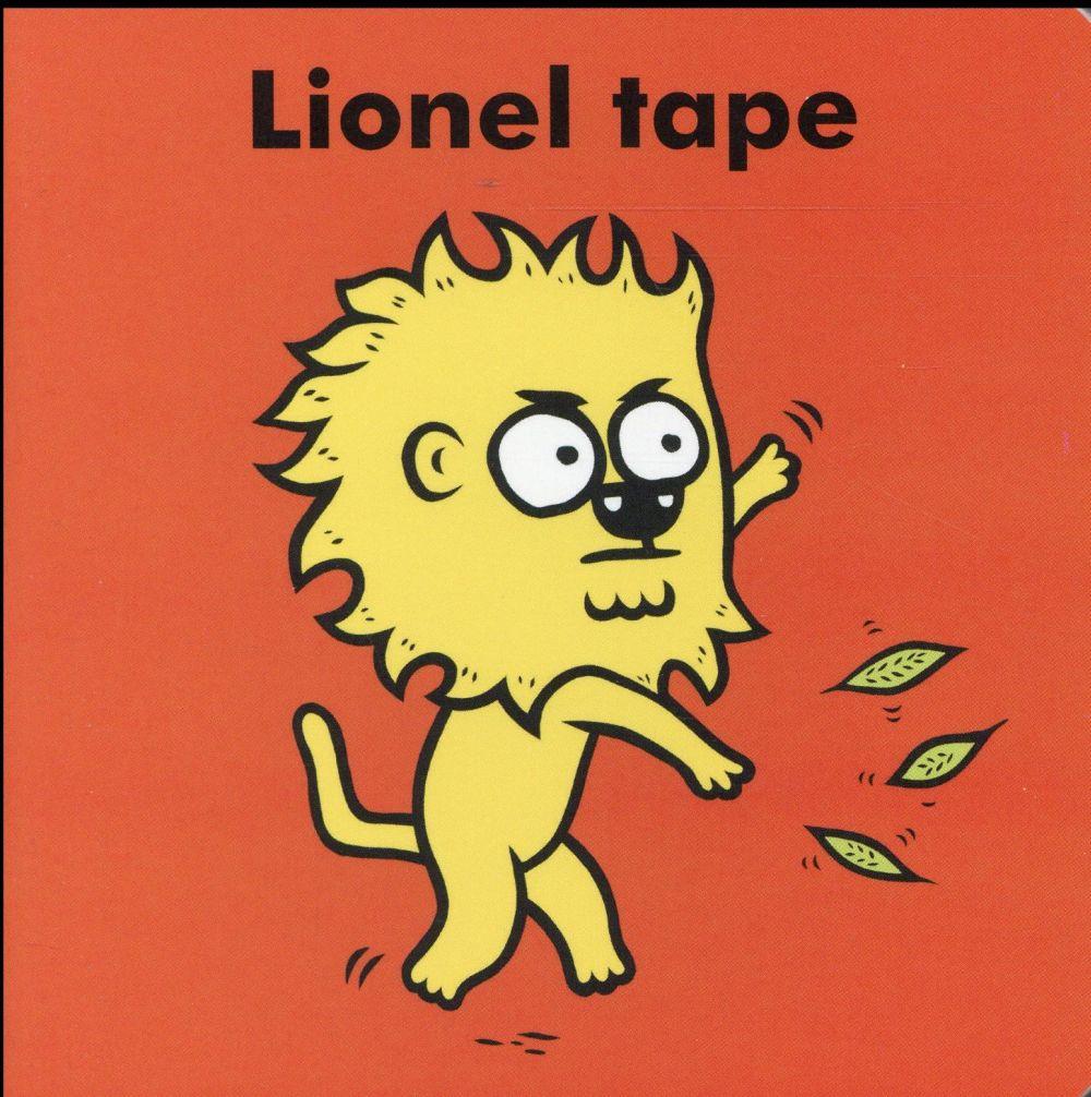 LIONEL TAPE.