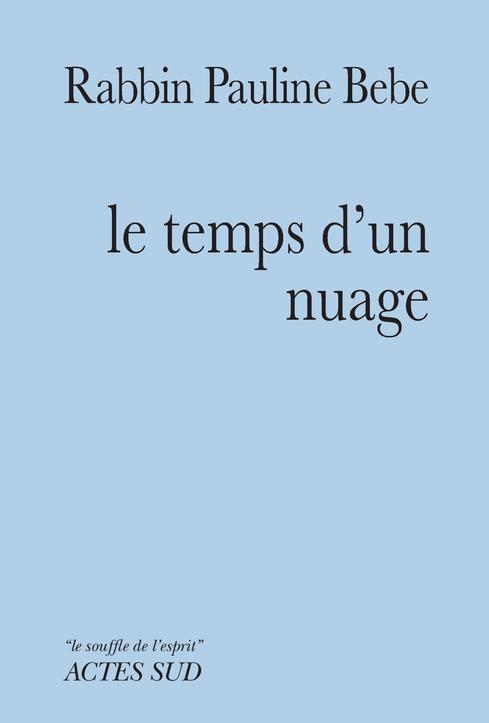 LE TEMPS D'UN NUAGE