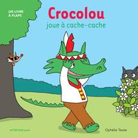 CROCOLOU JOUE A CACHE-CACHE