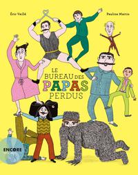 LE BUREAU DES PAPAS PERDUS