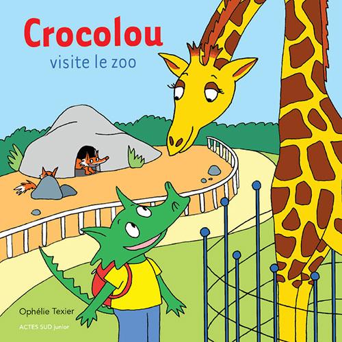 CROCOLOU VISITE LE ZOO