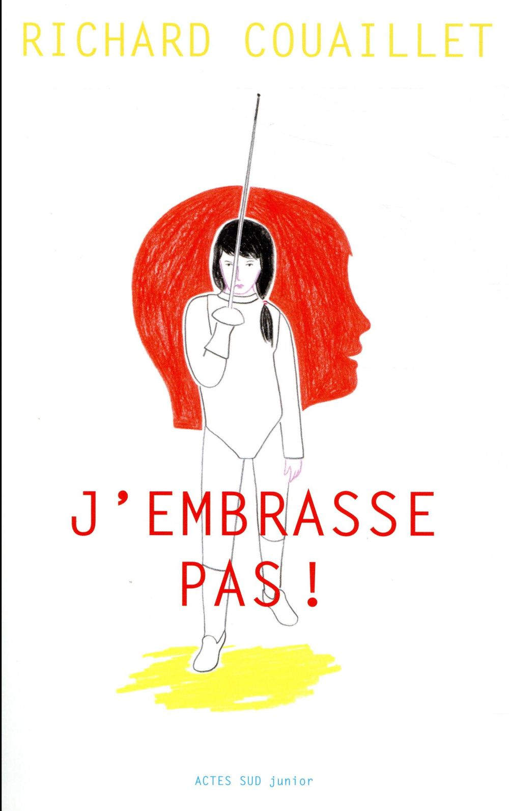J'EMBRASSE PAS