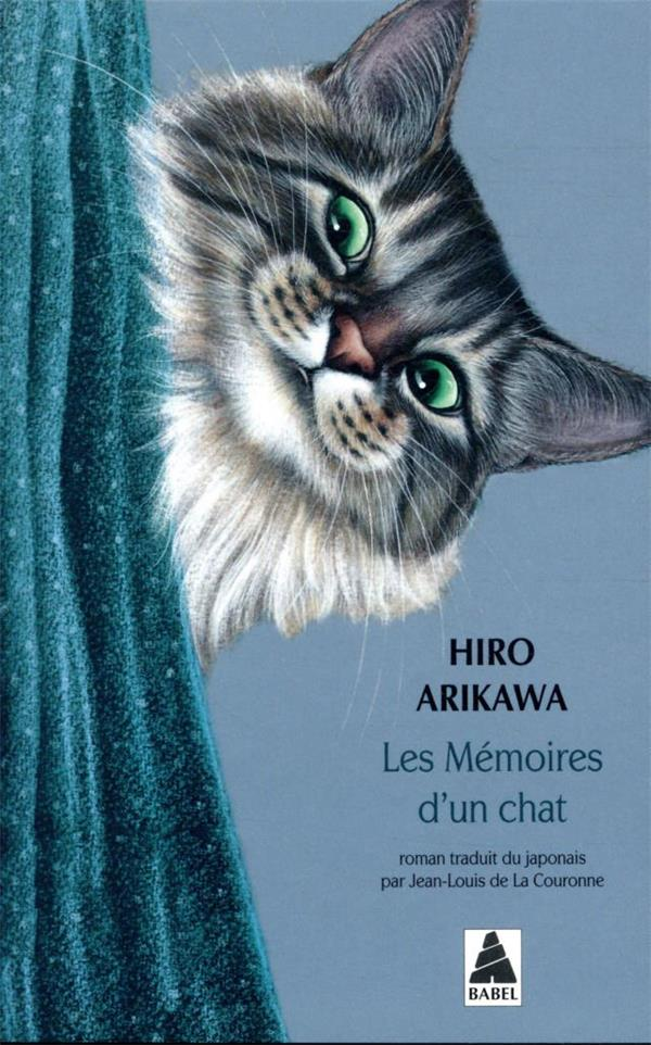 Les memoires d'un chat