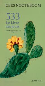 533 - LE LIVRE DES JOURS