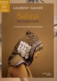 SALINA (LIVRE AUDIO. PVC 19.90 E) - LES TROIS EXILS