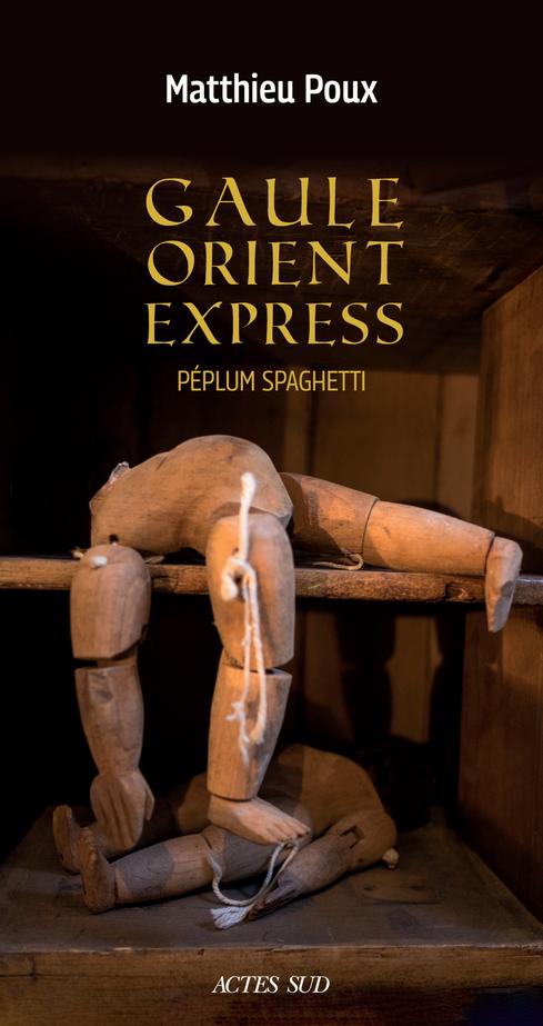 GAULE-ORIENT-EXPRESS - PEPLUM SPAGHETTI