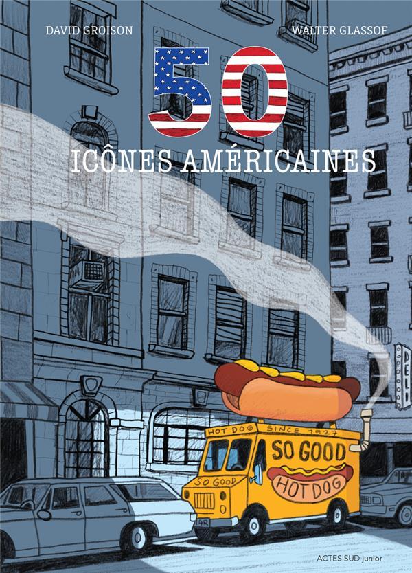 50 ICONES AMERICAINES