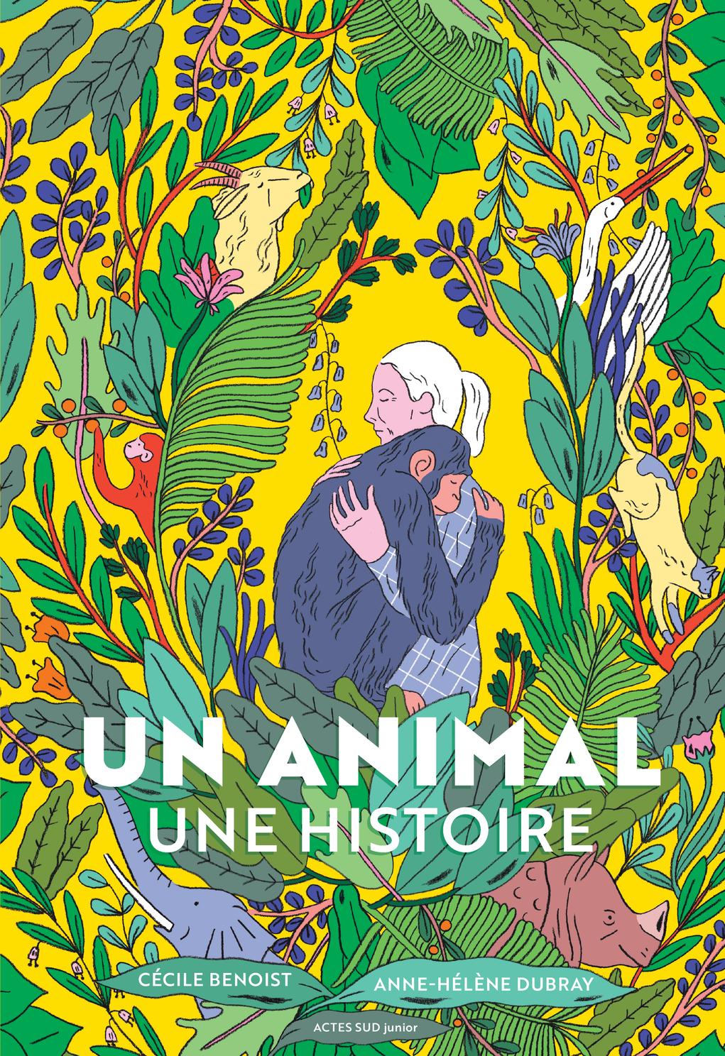UN ANIMAL, UNE HISTOIRE