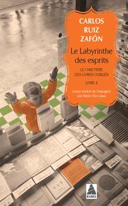 LE LABYRINTHE DES ESPRITS - LE CIMETIERE DES LIVRES OUBLIES 4