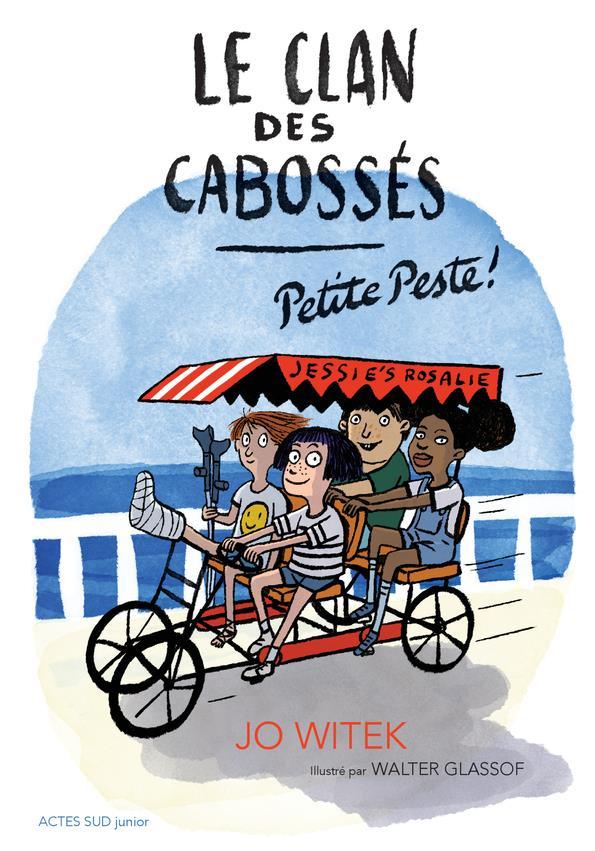 Le clan des cabosses - t1 petite peste