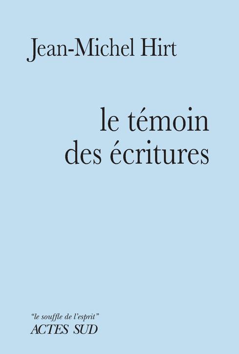 LE TEMOIN DES ECRITURES - ODE AU NAZAREEN
