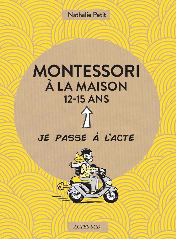 MONTESSORI A LA MAISON - 12-15 ANS