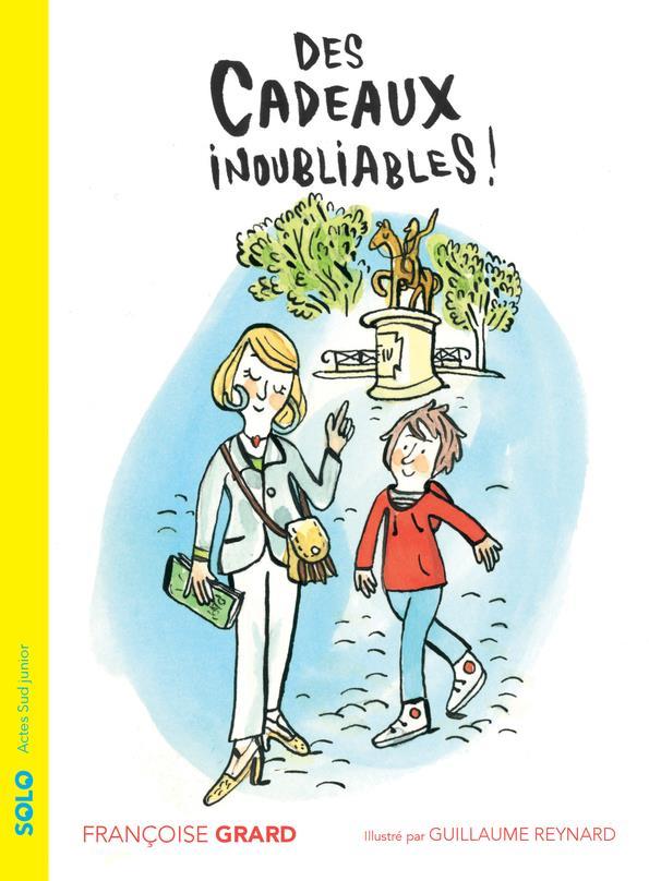 DES CADEAUX INOUBLIABLES