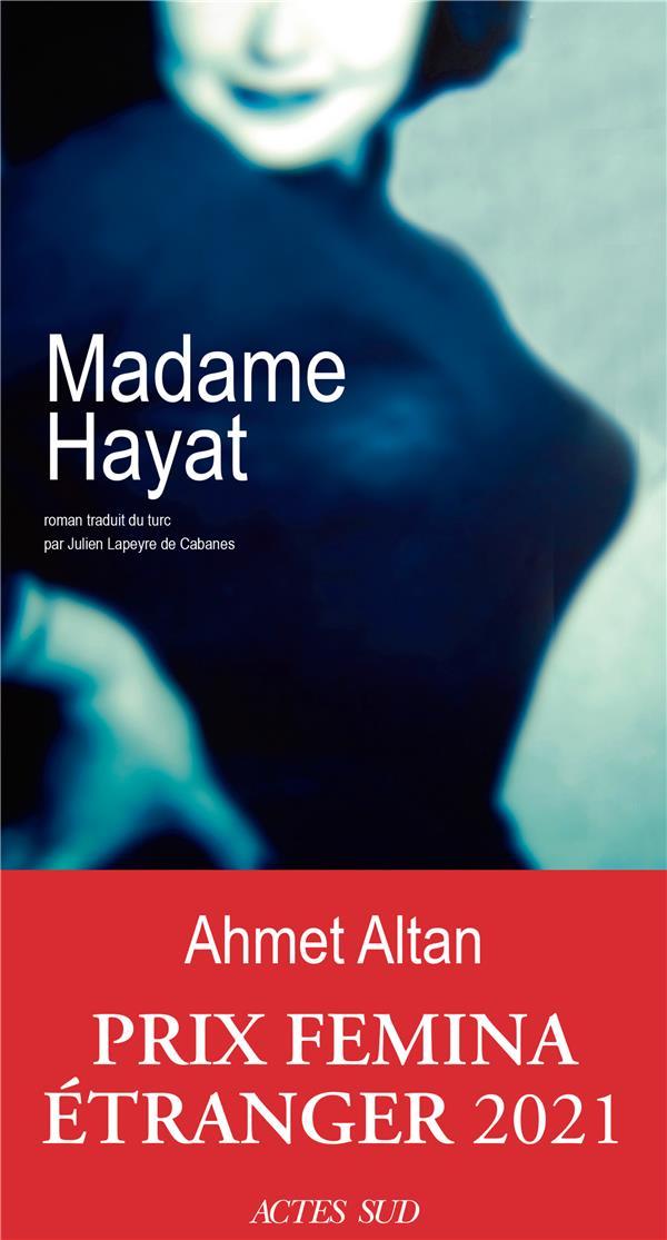 MADAME HAYAT