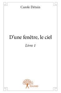 D'UNE FENETRE, LE CIEL - LIVRE 1