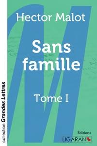 SANS FAMILLE GRANDS CARACTERES