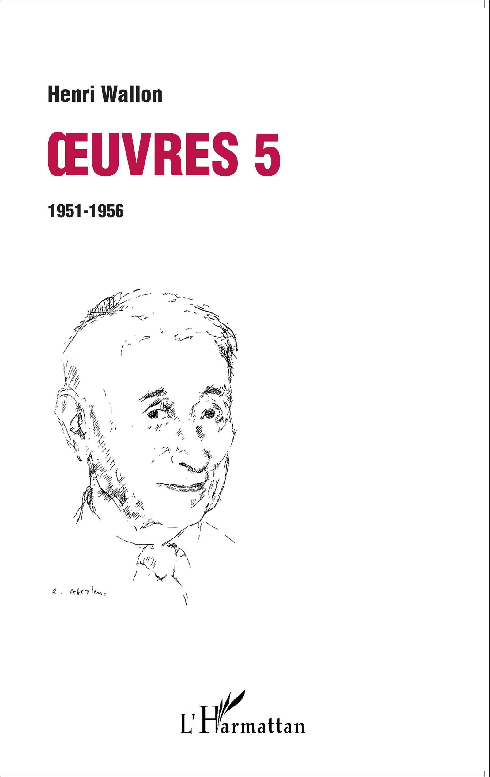 Oeuvres 5 : 1951-1956