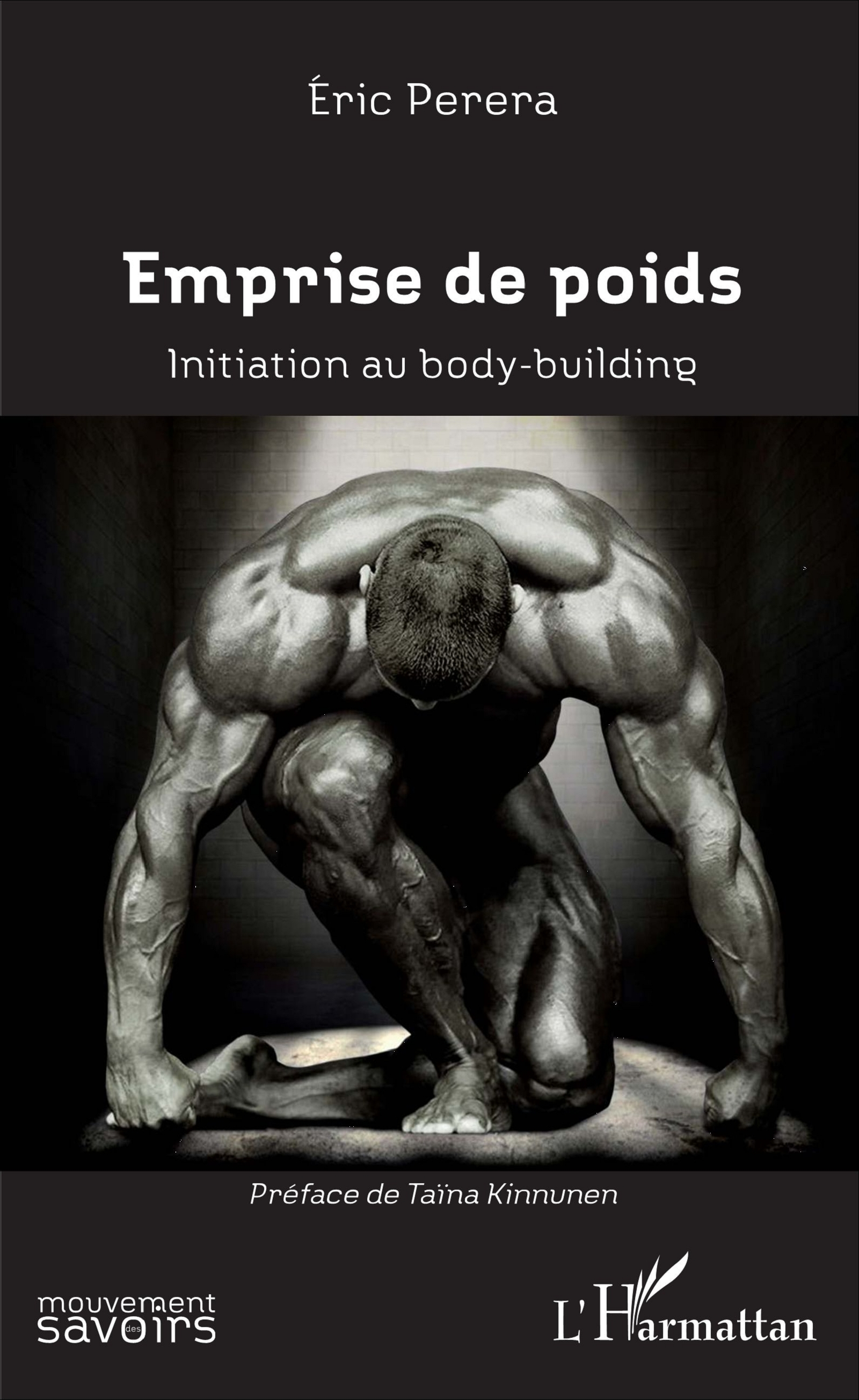 EMPRISE DE POIDS - INITIATION AU BODY-BUILDING
