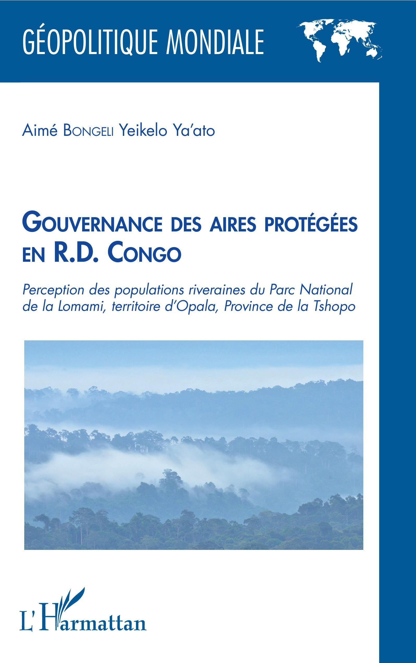 GOUVERNANCE DES AIRES PROTEGEES EN R.D. CONGO - PERCEPTION DES POPULATIONS RIVERAINES DU PARC NATION