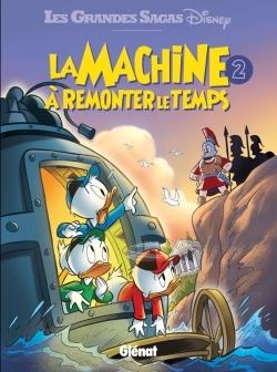 LA MACHINE A REMONTER LE TEMPS - TOME 02