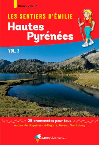 EMILIE HAUTES-PYRENEES (VOL 2) BAGNERES/ARREAU/SAI