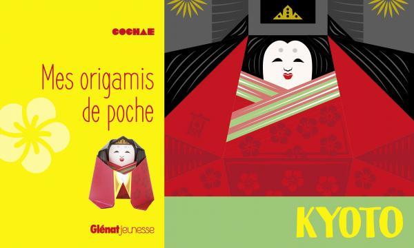 MES ORIGAMIS DE POCHE - KYOTO