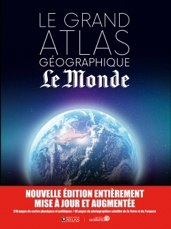 GRAND ATLAS GEOGRAPHIQUE LE MONDE NED
