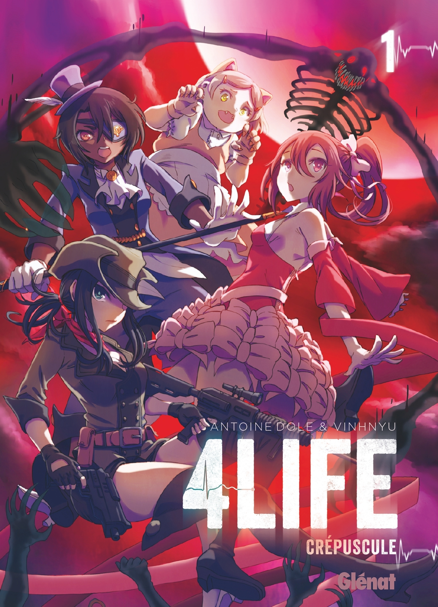 4LIFE - TOME 01 - CREPUSCULE