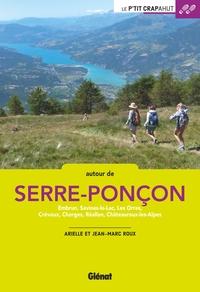 AUTOUR DE SERRE-PONCON (2E ED) - 30 BALADES