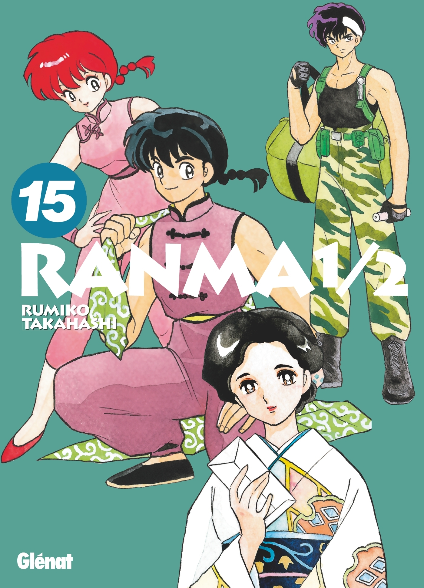 RANMA 1/2 - EDITION ORIGINALE - TOME 15