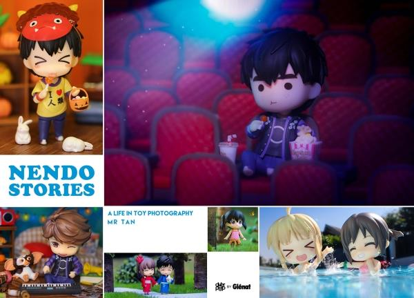 NENDO STORIES - A LIFE IN TOY PHOTOGRAPHY
