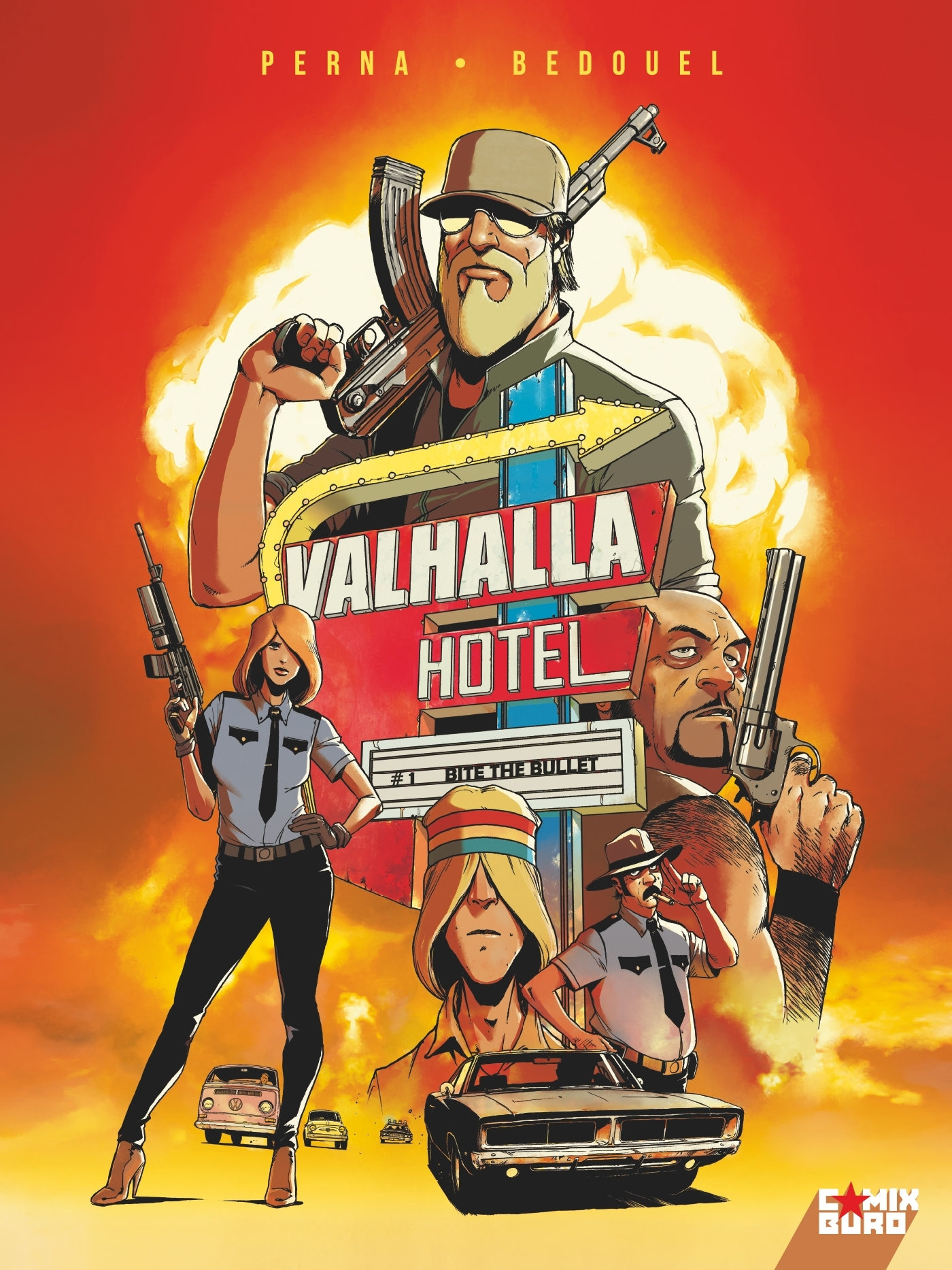 VALHALLA HOTEL - TOME 01 - BITE THE BULLET