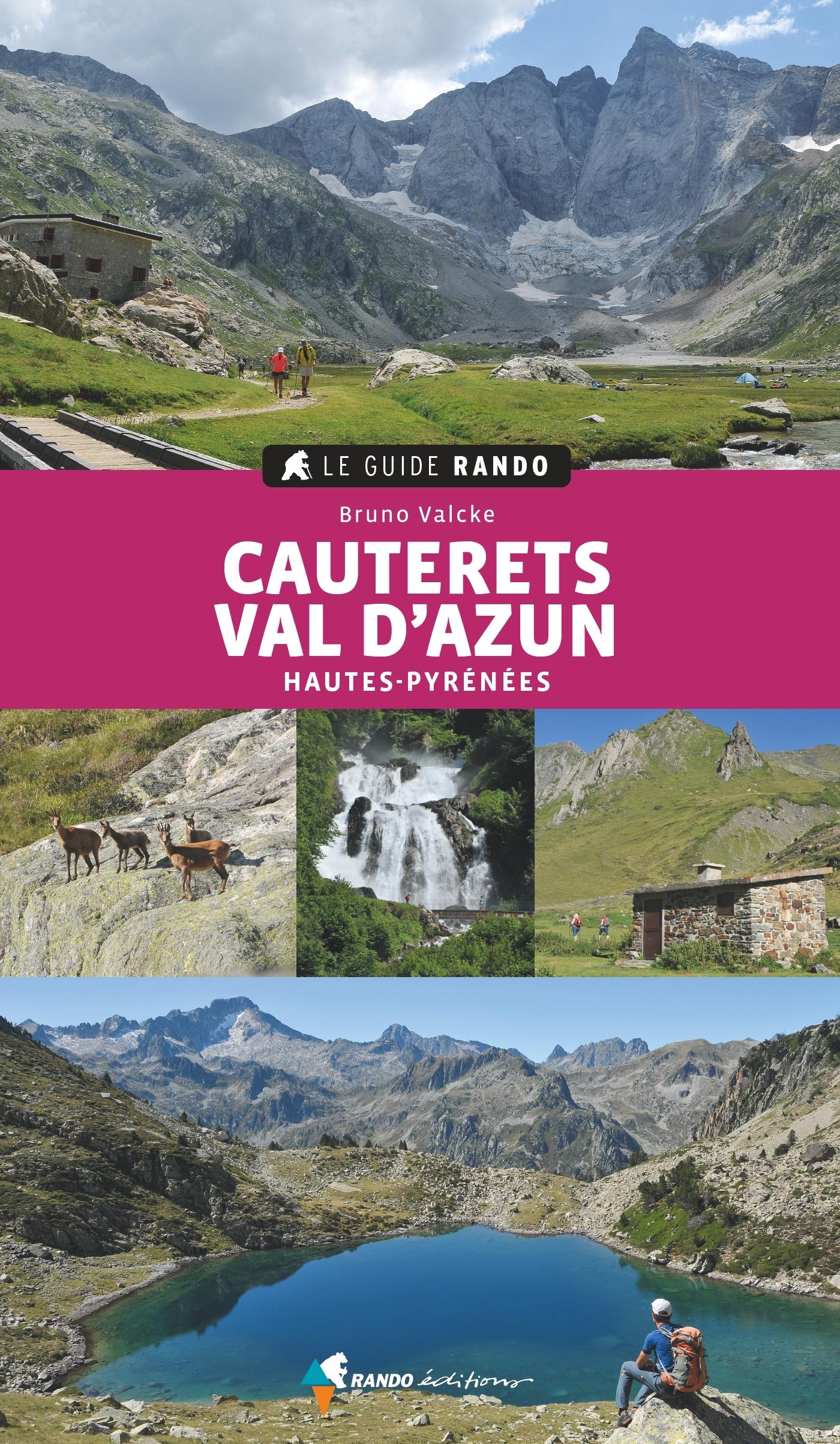 GUIDE RANDO CAUTERETS VAL D'AZUN (2E ED)