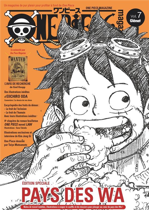 One piece magazine - tome 07
