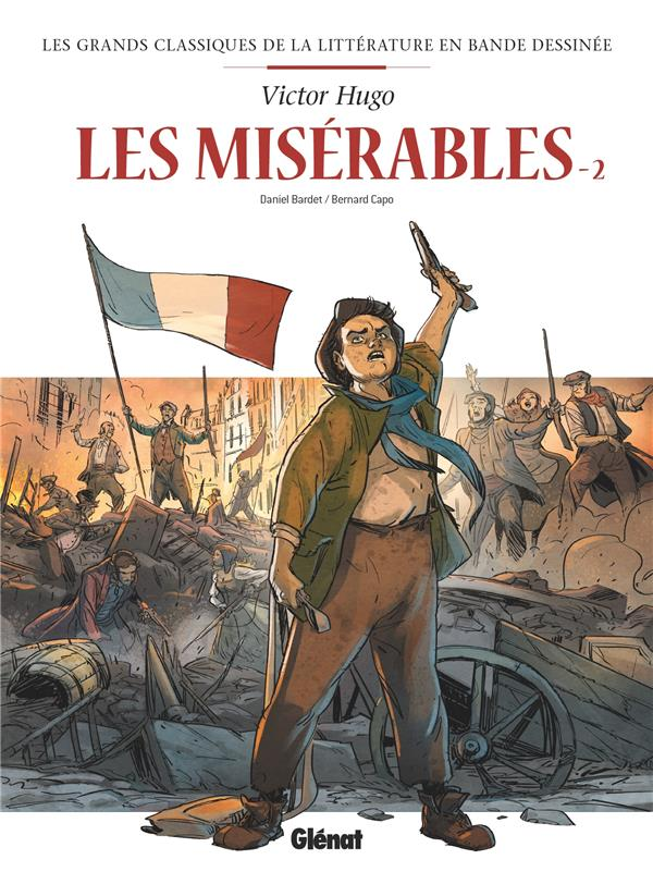 Les miserables t02 en bd - tome 02