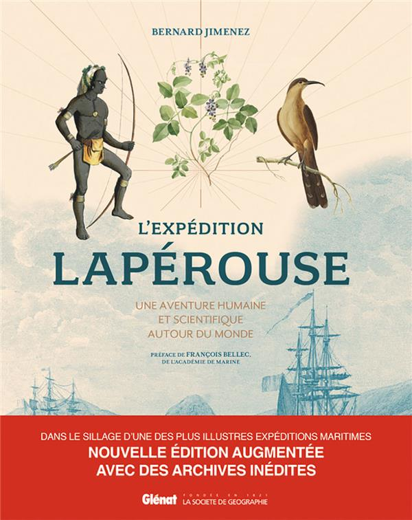 L'expedition laperouse 2e edition - une aventure humaine et scientifique autour du monde