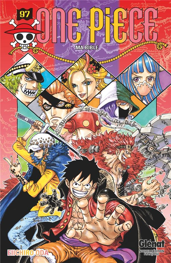 One piece - edition originale - tome 97