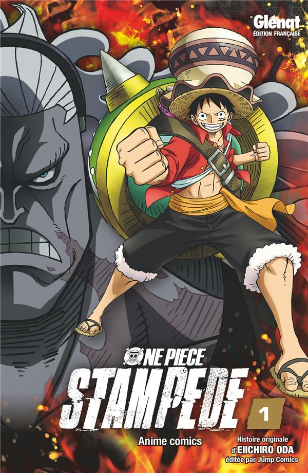 One piece anime comics - stampede - tome 01