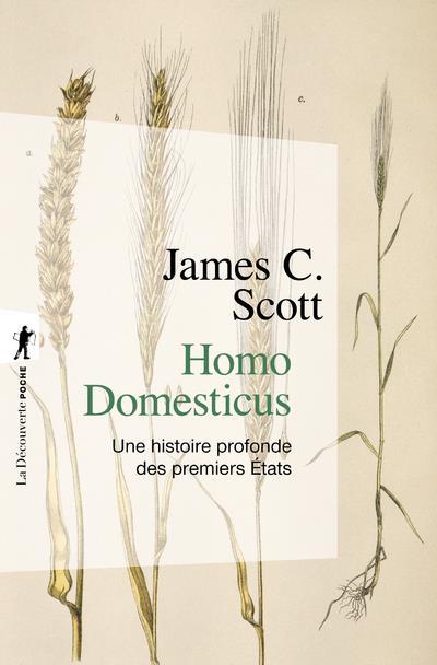HOMO DOMESTICUS - UNE HISTOIRE PROFONDE DES PREMIERS ETATS