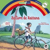 LIVRE DE RATTANA +CD (LE)