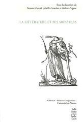 LITTERATURE ET SES MONSTRES (LA)