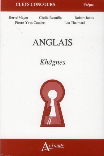 ANGLAIS KHAGNES