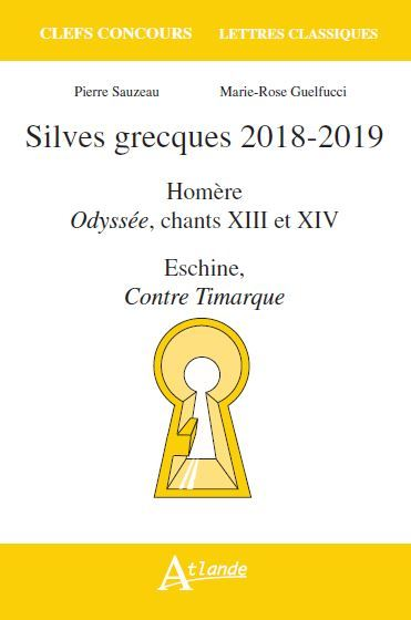 SILVES GRECQUES 2018 2019 ODYSSEE CHANTS