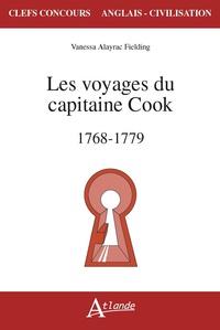 LES VOYAGES DU CAPITAINE JAMES COOK, 1768-1779