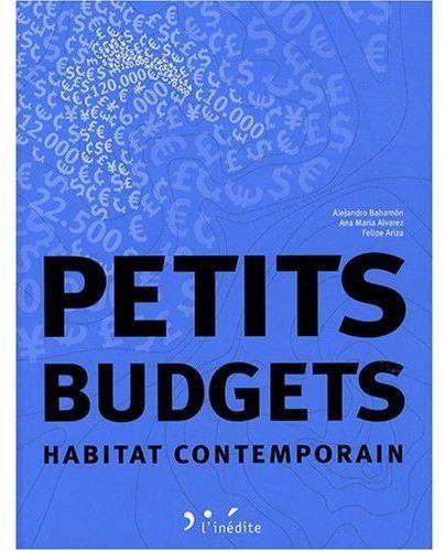PETITS BUDGETS - HABITAT CONTEMPORAIN
