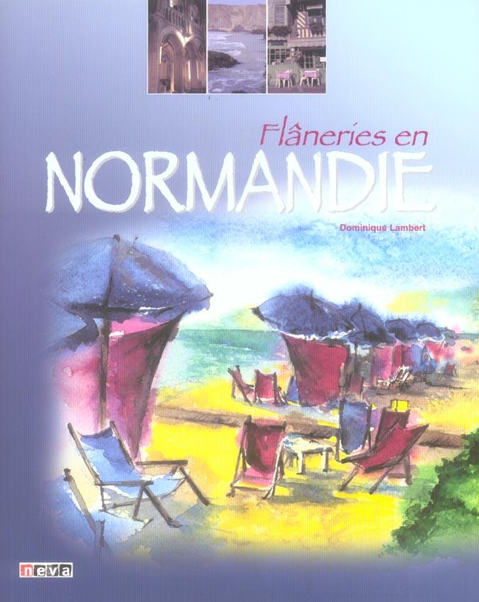 FLANERIES EN NORMANDIE