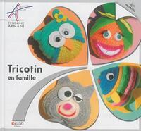 TRICOTIN EN FAMILLE - 40 MODELES